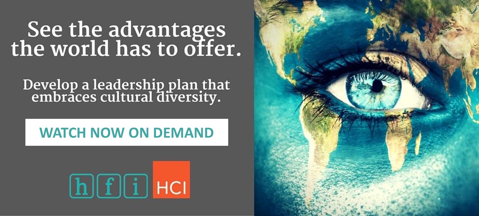 global leadership embrace cultural diversity webcast